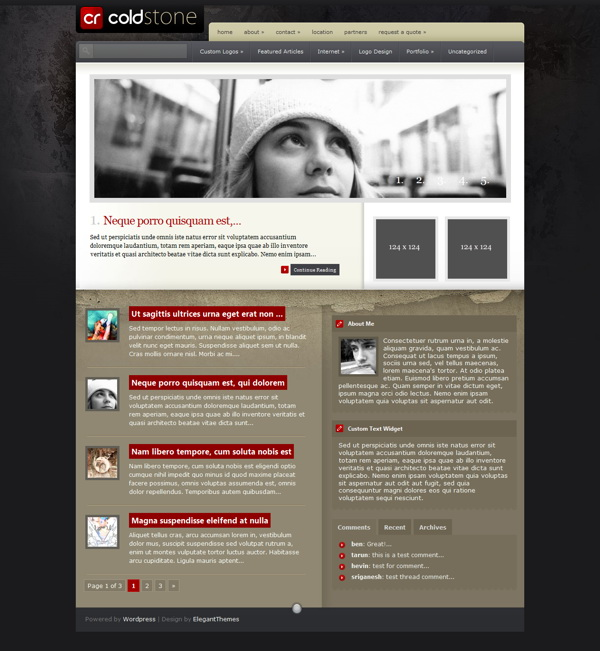 coldstone-premium-wordpress-theme