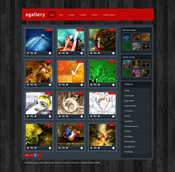 egallery-premium-wordpress-theme