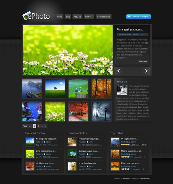 ephoto-premium-wordpress-theme