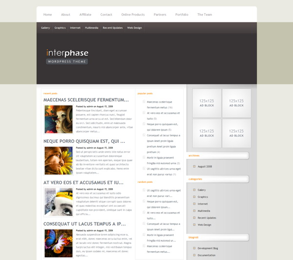 interphase-premium-wordpress-theme