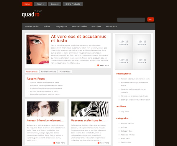 quadro-premium-wordpress-theme