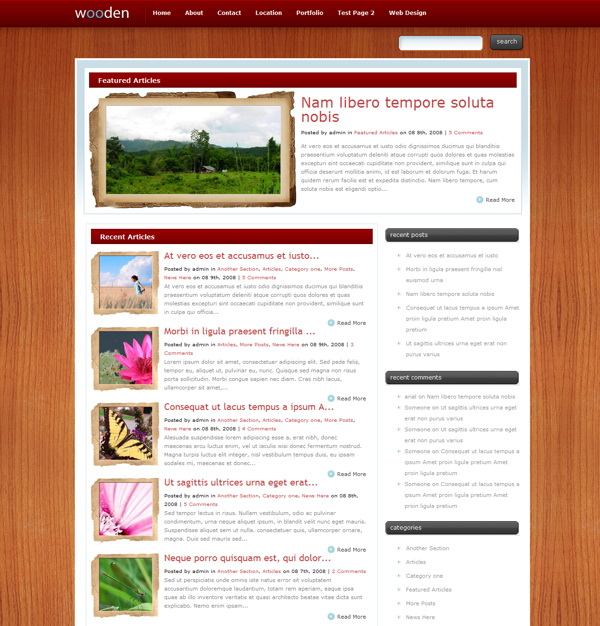 wooden-premium-wordpress-theme