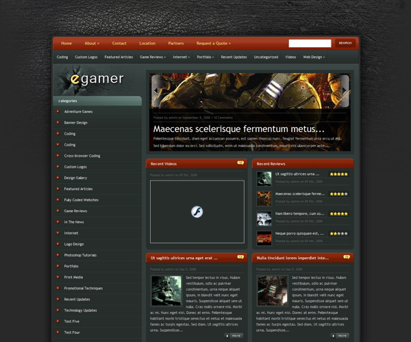 egamer-premium-wordpress-theme